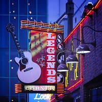 Legends Corner best bars in tennessee